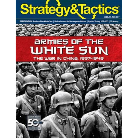 Strategy&Tactics Nº 305: Armies of the White Sun
