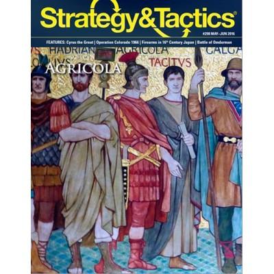 Strategy&Tactics Nº 306: Agricola