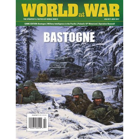 World at War Nº 56: Bastogne