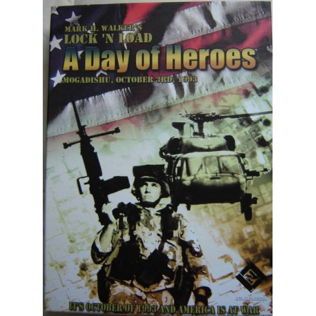 Lock 'n Load Tactical: Day of Heroes