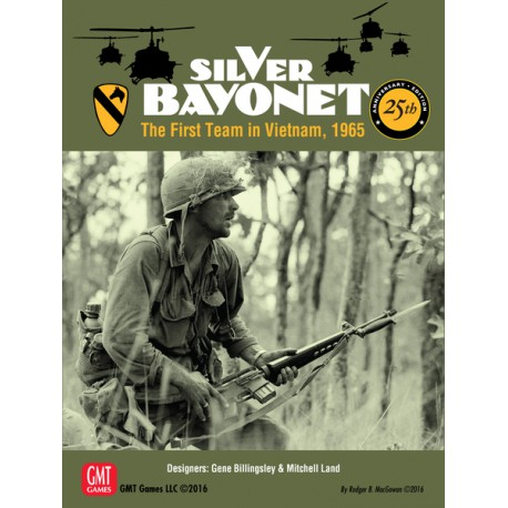 Silver Bayonet 25th Anniversary Edition