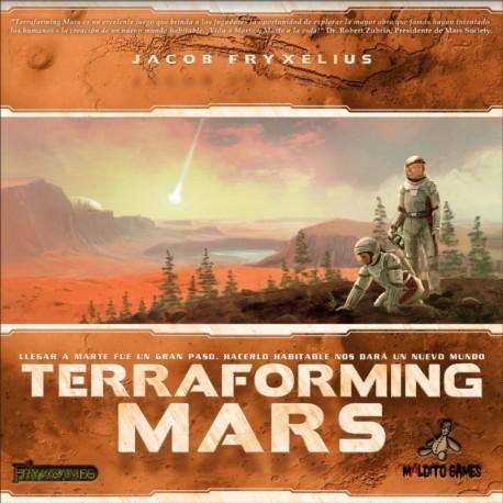 Terraforming Mars (Spanish)