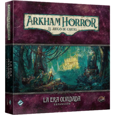 Arkham Horror LCG: The Forgotten Age: Expansion