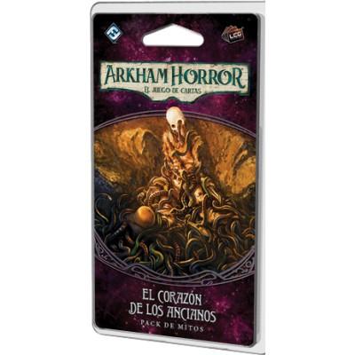 Arkham Horror LCG: El corazón de los ancianos