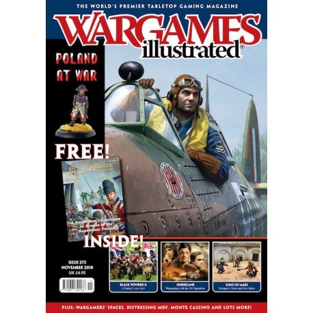 Wargames Illustrated - 373 - Noviembre 2018