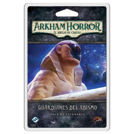 Arkham Horror LCG: Guardians of the Abyss (Scenario Pack)