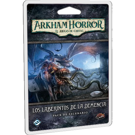 Arkham Horror LCG: The Labyrinths of Lunacy (Scenario Pack)