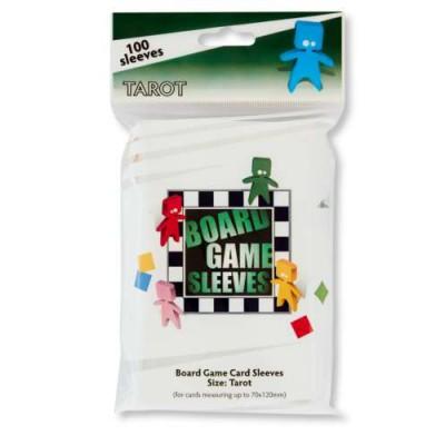 Fundas de cartas para juegos de mesa. Tamaño Tarot.