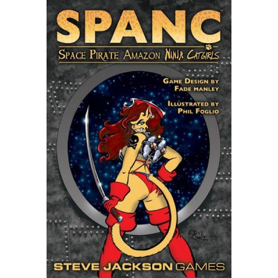 SPANC: Space Pirate Amazon Ninja Catgirls