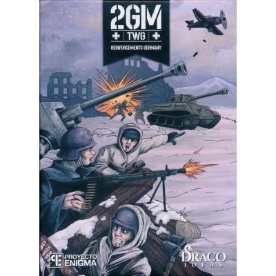 2GM Tactics: Refuerzos Alemanes