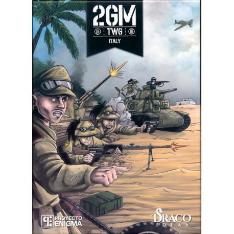 2GM Tactics: Expansió Italia