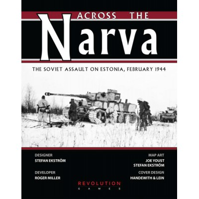 Across The Narva: The Soviet Assault on Estonia, February 1944