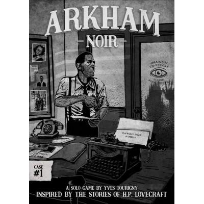 Arkham Noir: Caso 1 – Los asesinatos del culto de la bruja