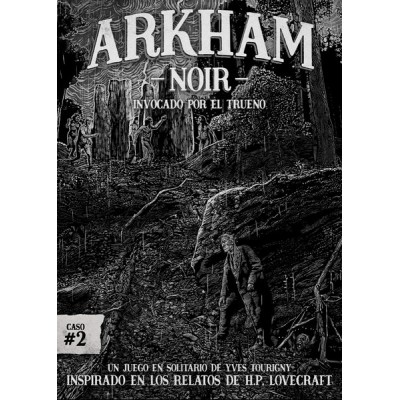 Arkham Noir: Case 2 – Called Forth By Thunder