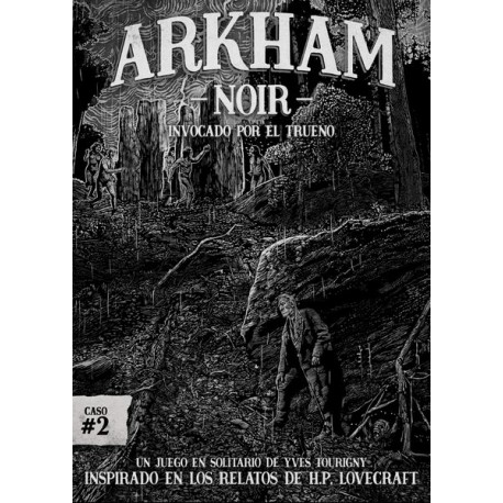 Arkham Noir: Caso 2 – Invocado por el Trueno