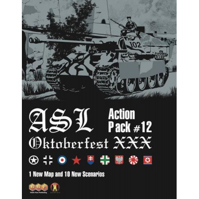 ASL Action Pack 12: ASL Oktoberfest XXX
