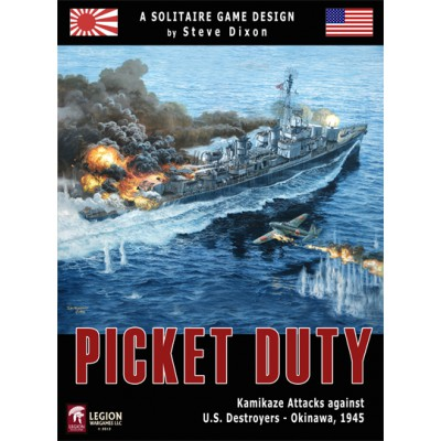 Picket Duty: Kamikaze Attacks against U.S. Destroyers – Okinawa, 1945