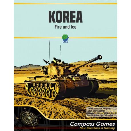 Korea: Fire and Ice