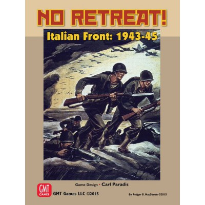 No Retreat: Italy