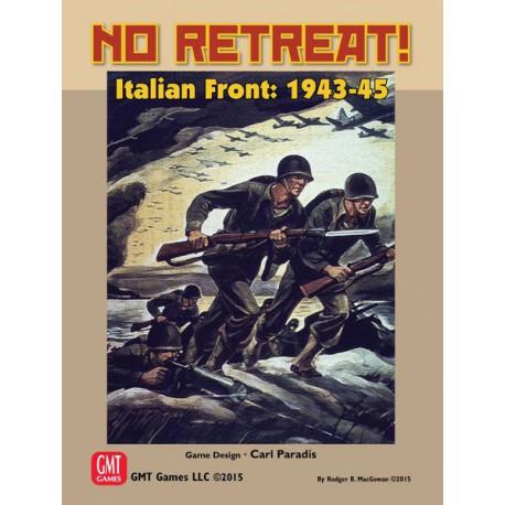 No Retreat: Italy
