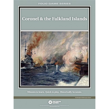 Coronel & the Falkland Islands