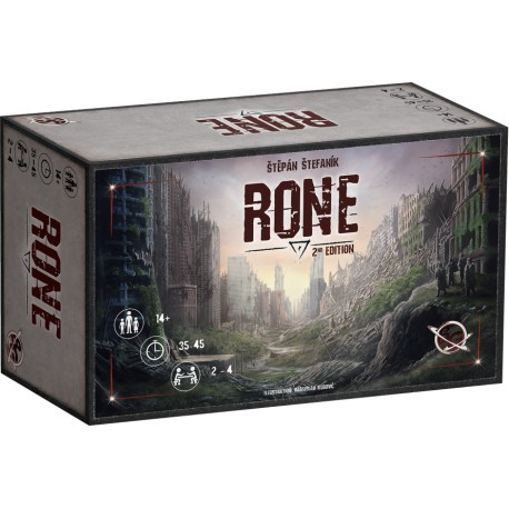 RONE, Races of the New Era (Second edition)