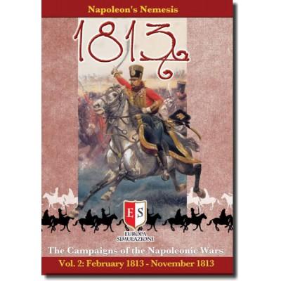 1813: Napoleon's Nemesis
