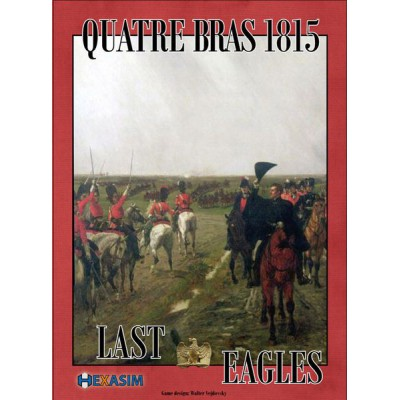 Quatre Bras 1815: Last Eagles