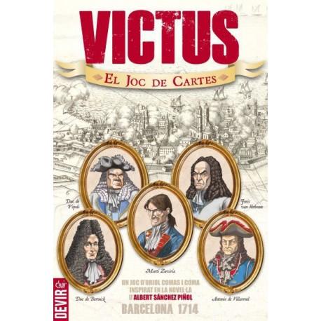 Victus. El joc de cartes