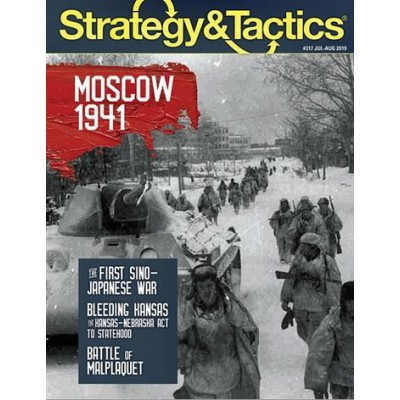STRATEGY&TACTICS Nº 317: Moscow