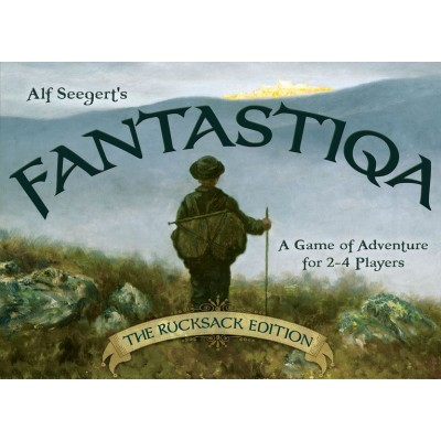 Fantastiqa: The Rucksack Edition