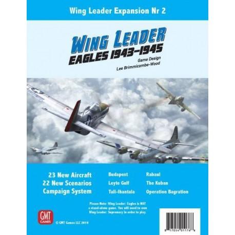 Wing Leader: Eagles 1943-1945
