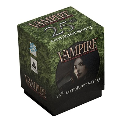 Vampire: The Eternal Struggle - 25th Anniversary Deck