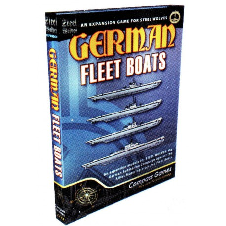 German Fleet Boats (Steel Wolves)