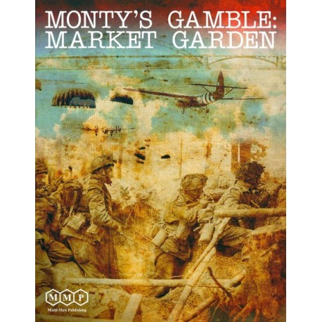 Monty's Gamble: Market Garden (Second Edition)