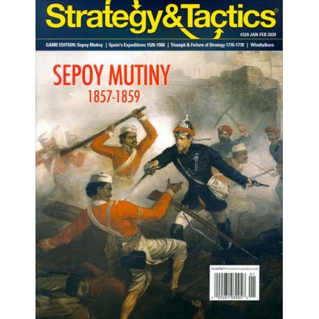 Strategy&Tactics 320: Sepoy Mutiny