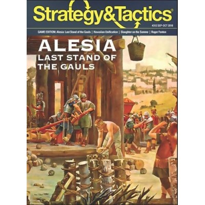 Strategy&Tactics Nº 312 : Alesia: Last Stand of the Gauls