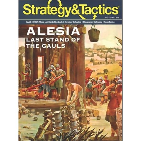 Stategy & Tactics Nº 312 : Alesia: Last Stand of the Gauls