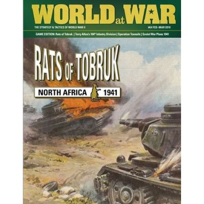 World at War Nº 64: Rats of Tobruk