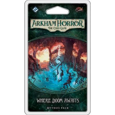 Arkham Horror LCG: Donde Aguarda la Perdición
