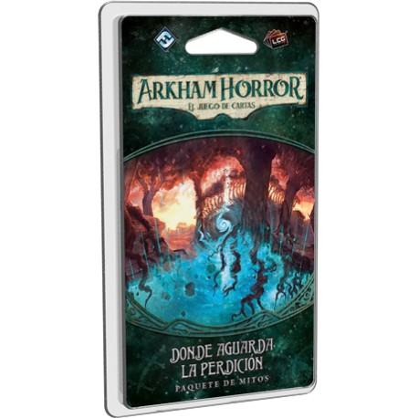 Arkham Horror LCG: Where Doom Awaits