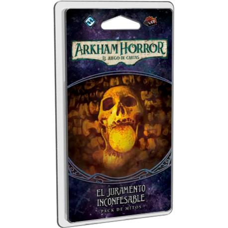 Arkham Horror LCG: El Juramento Inconfesable