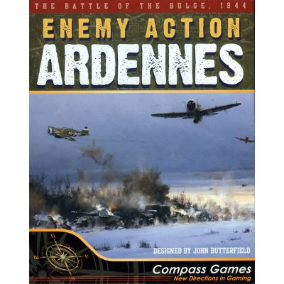 Ardennes. The Battle of the Bulge, 1944.