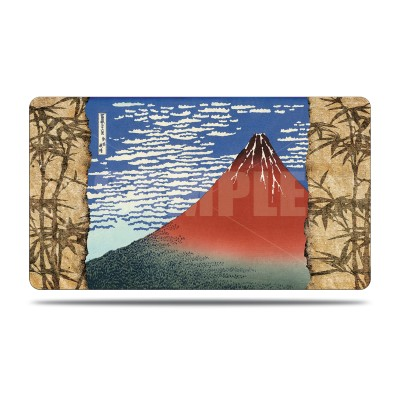 Fine Art Playmat - Red Fuji
