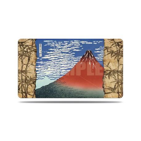 Fine Art Playmat - Red Fuji