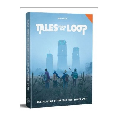 Tales from the Loop (80s Era RPG)