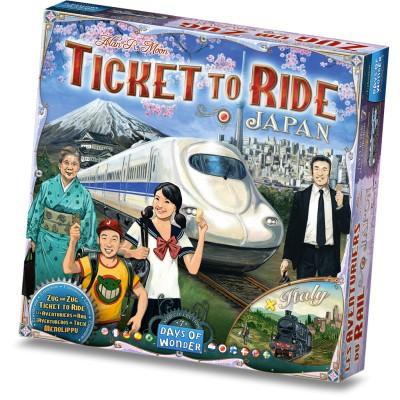 ¡Aventureros al Tren! Italia & Japón