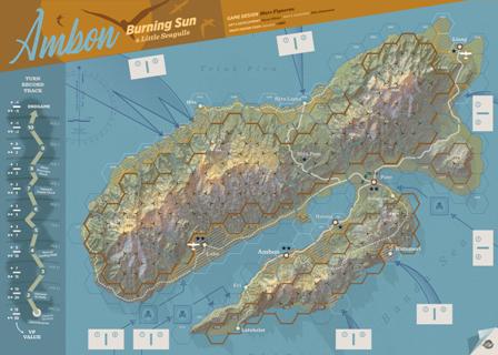 Ambon Map