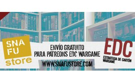 EDC Wargame and SnafuStore Collaboration